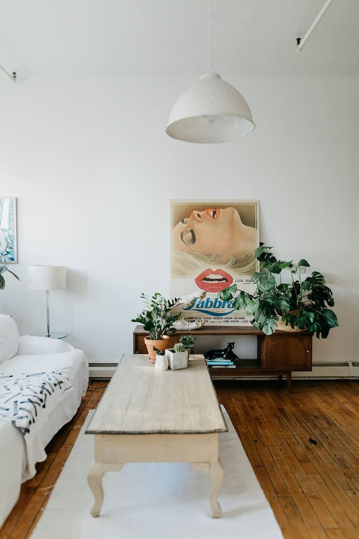 Lofty Living: Heart of Williamsburg