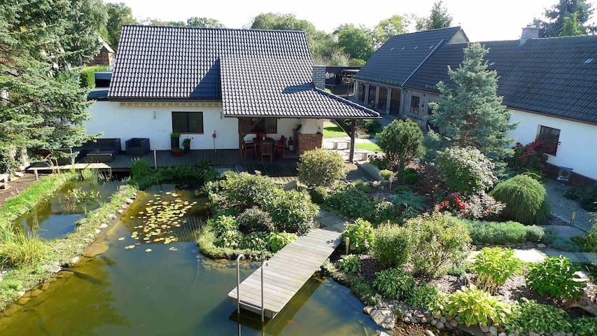Cottbuser-Land Appartement - Drebkau - Holiday home