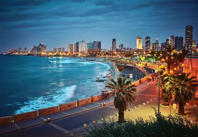 Apps to get around in TLV