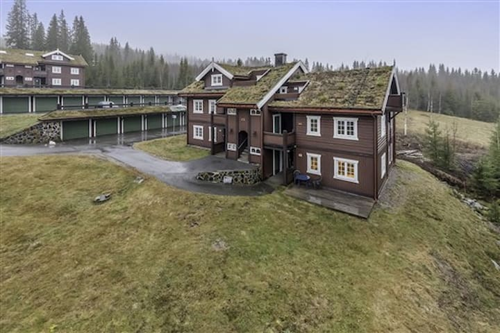 Flat in Trysil. Ski in / ski out and sauna. - Hedmark - Apartament