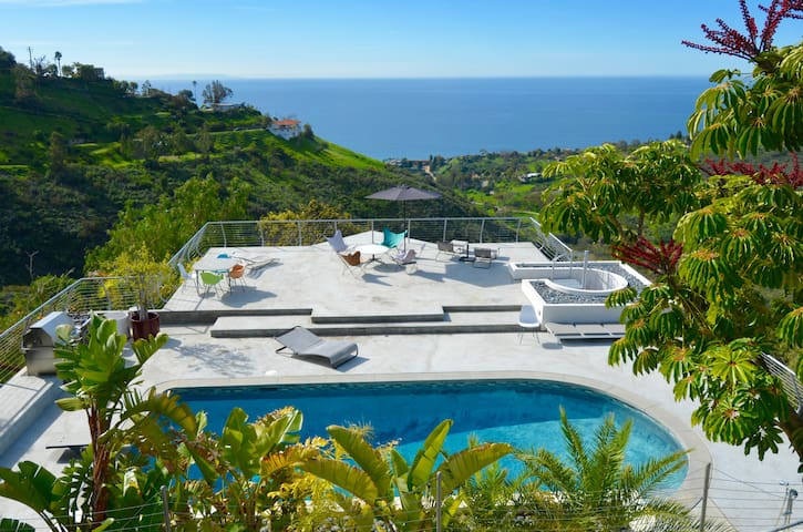Malibu Modern 1 bedroom Pool House - Malibu - Ev