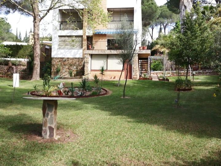 Casa Rural especial en Minas de Riotinto.
