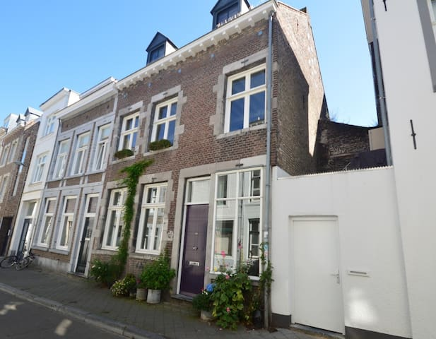 Our house in the middle of Maastricht - Maastricht - House