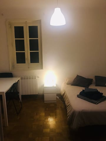 LOVELY ROOM IN THE HEART OF MADRID (WIFI)