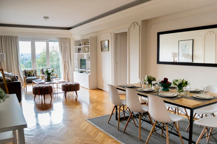 Elegant apartment in the heart of Recoleta