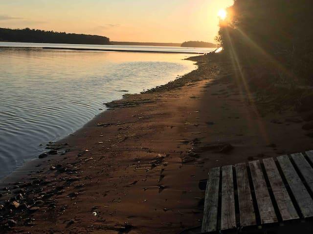 Seaside Beach Chalet