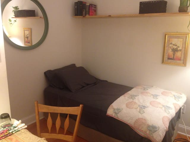 Clean, private room w/friendly host - Buffalo - Hus