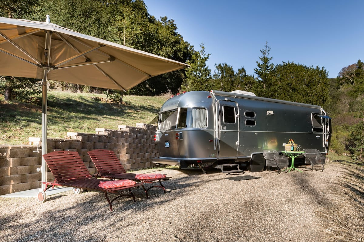 Luxe Airstream at Wellspring Ranch- Come Rejuvenate