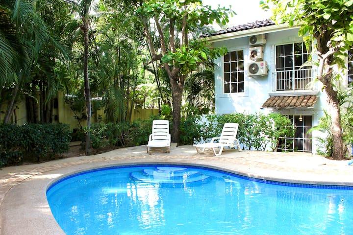 2 Bedroom 2 Bath Condo in the Heart of Tamarindo