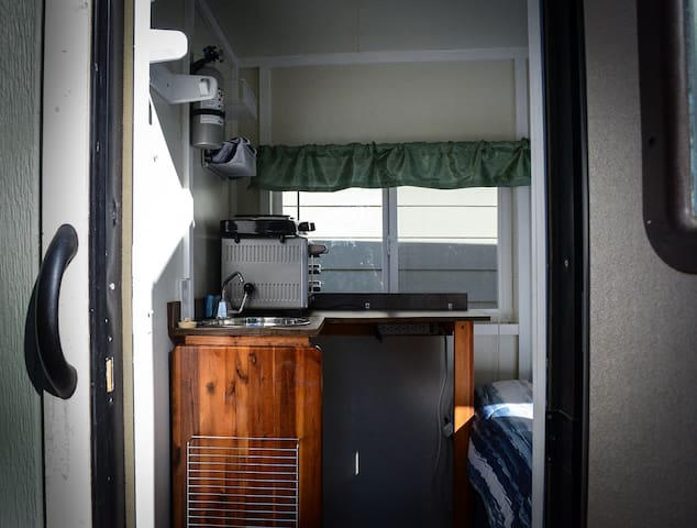 The Cozy Sage Tiny House