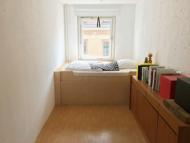 Room in the center of Berlin