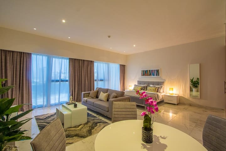 Fully Furnished Studio in Central Park DIFC #242 - Dubai - Wohnung