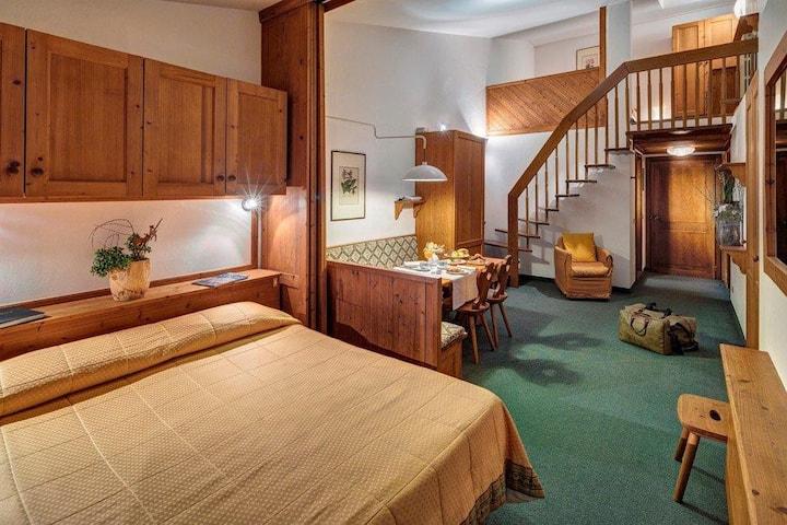 Multiproprietà nell'hotel Cristallino