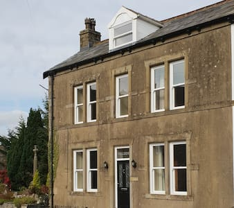 A modern and cosy 4 bedroom house in Kettlewell