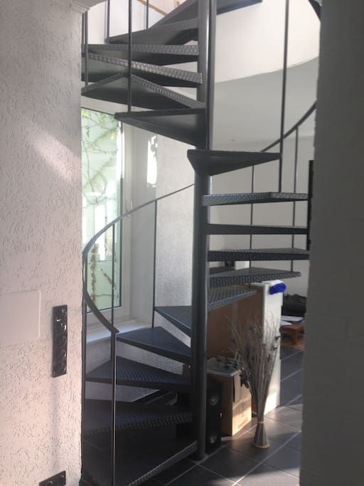 Durchgang Küche zum Wohnzimmer