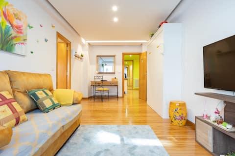 Apartamento ★ Pleno Centro ★ Entrada Casco Antiguo
