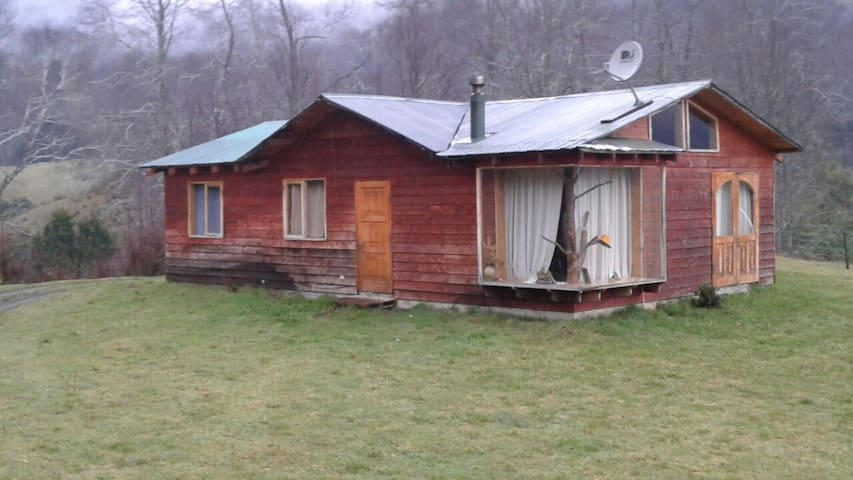 Casa ideal para el relajo y la aventura - Pucón - Casa