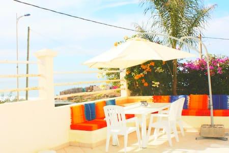 Superbe villa a 2 min de la plage ! - Imsouane - Villa