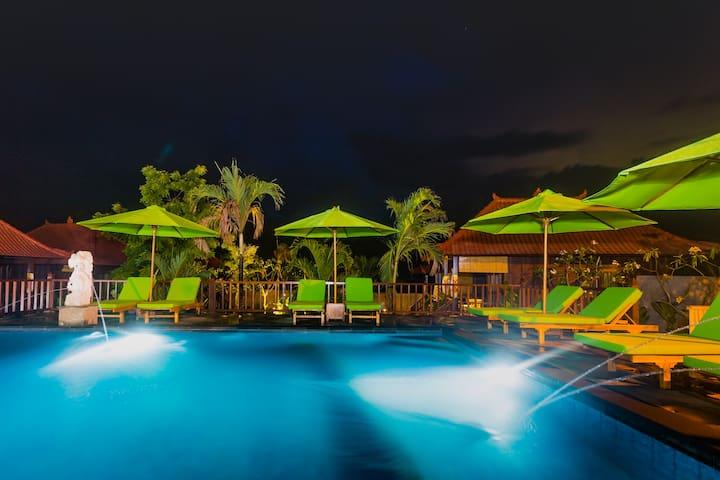 1 Bed Room @ Taman Sari Villas Lembongan - Nusapenida - Villa