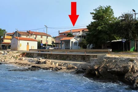 Two bedroom apartment near beach Zambratija, Umag (A-2557-a) - Zambratija - Lägenhet