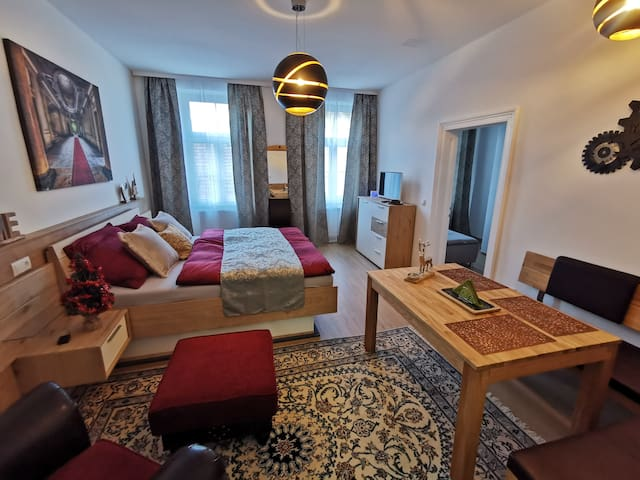 Ruhiges, helles Appartement Nähe Praterstern