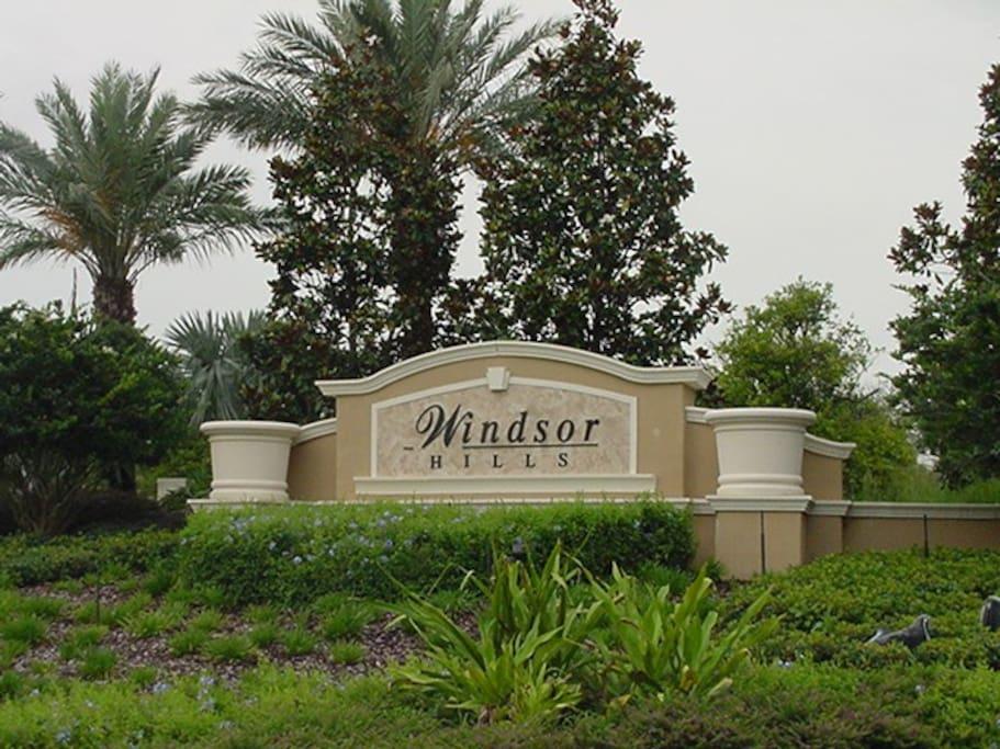 Windsor Hill Resort