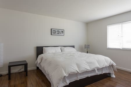 New Master Bedroom with Your Own Private Bathroom - Cupertino