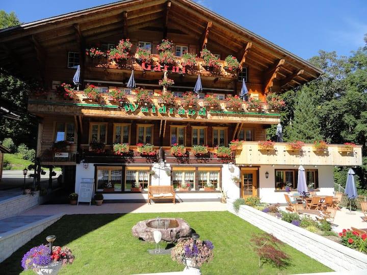 Ferienwohnung Tschorri - Grindelwald