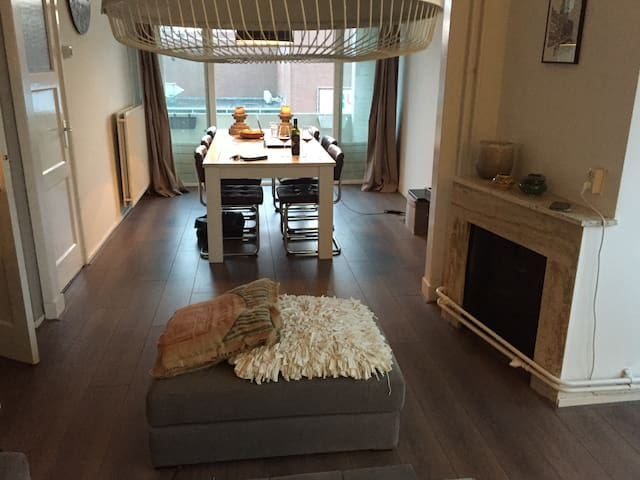Great apartment (70m2) near the unique canals