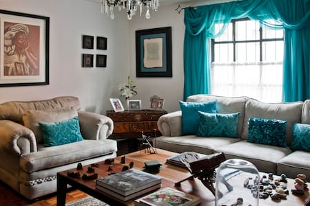 Cozy private room, San Angel Inn - Haus