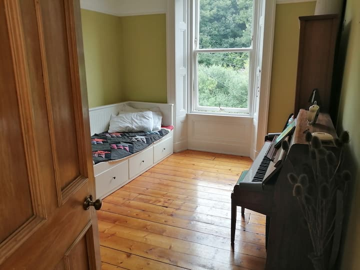 Double room close to the centre of Stirling