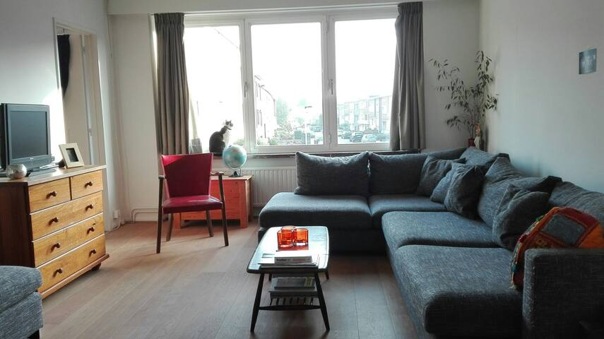 Cosy appartment with terras - Antwerpen - Wohnung