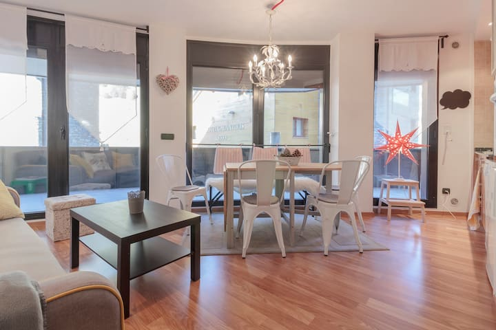 Luxury new apartment for 6 @ Soldeu - Soldeu - Apartament