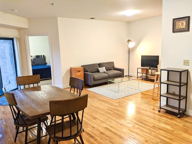 ❄️January Deal❄️Beautiful 2 Bed | Heart of Hoboken