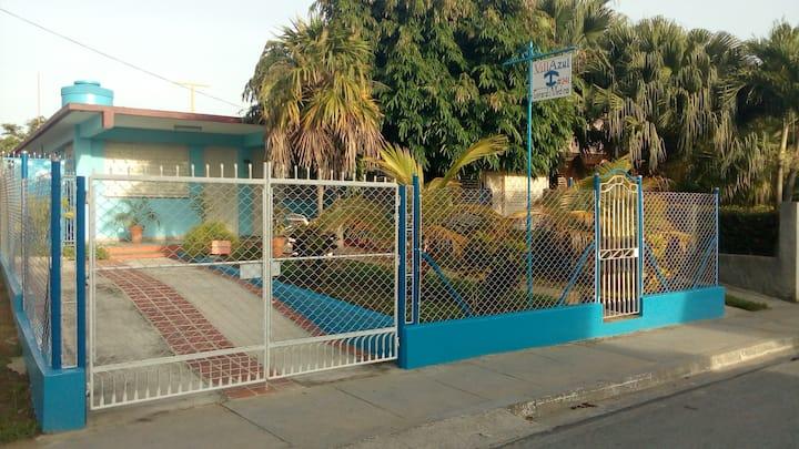 1 Villa Azul
