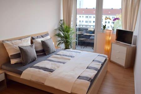 Modernes Apartment mitten in der  Dresdner City