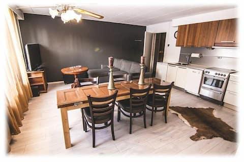Viihtyisä yksiö+sauna / Cozy apartment with sauna