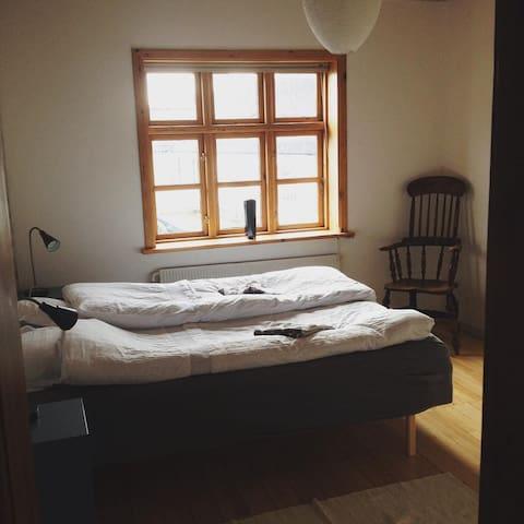 Lækker lejlighed tæt på Vesterhavet - Hjørring - Appartement