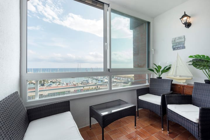 Lydia's House -  Port, Beach and Barcelona