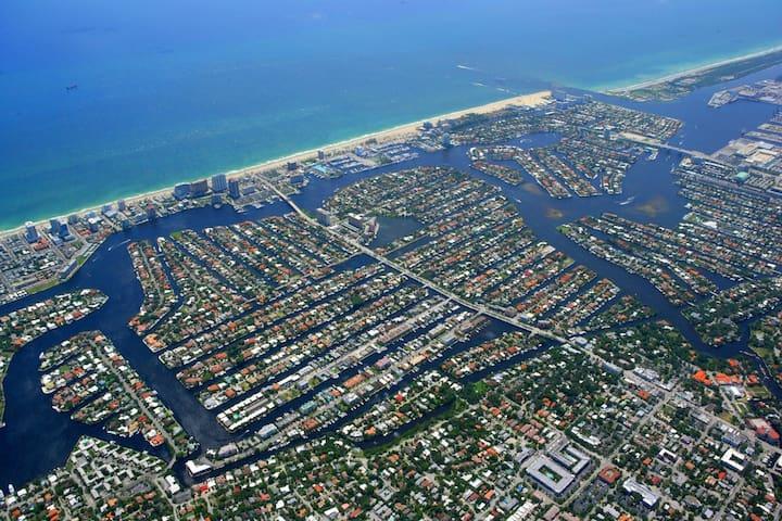 Venice in the Tropics - Plantation - Casa