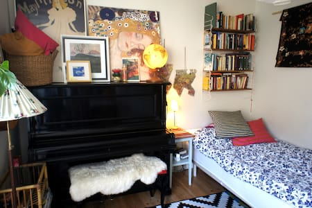 Cozy and central flat on Södermalm - Stockholm - Appartement