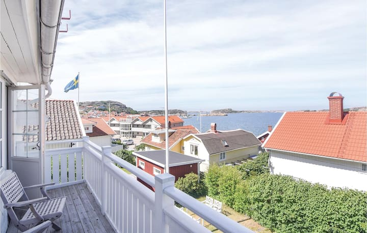 Awesome home in Bovallstrand with WiFi and 3 Bedrooms
