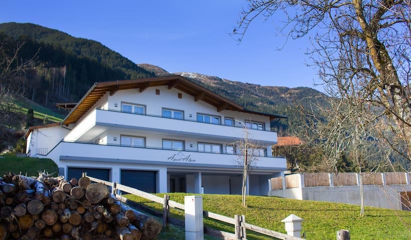 Apart Alpin - Apartment 3 für 4-7 Personen - Hippach-Schwendberg - Apartment