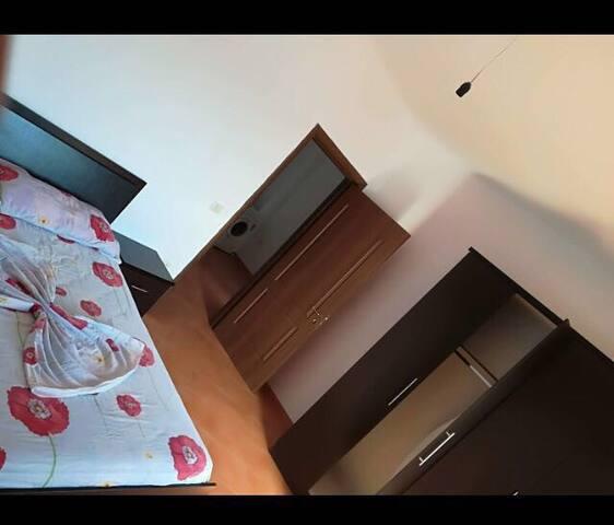 Apartment me qera 2 minuta larg plazhit Shengjin