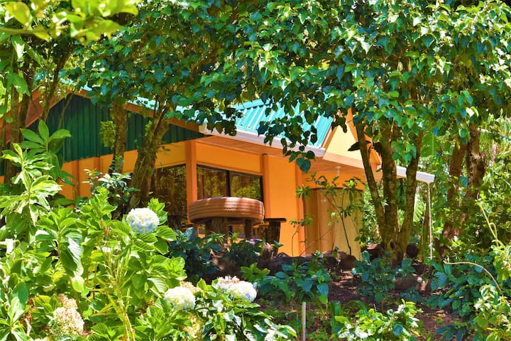 Casa El Cafetal - Monteverde - House
