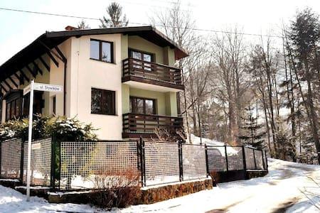 Samodzielny cichy dom blisko centrum i wyciągu - Szczyrk - Dom