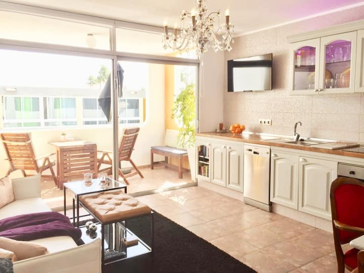 'Le Boudoir' Deluxe apartment in Playa del ingles