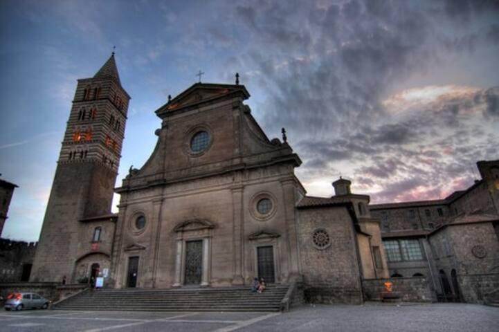 Il Borgo Antico:cultura e relax