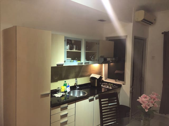 2 Bedroom Apartment in Jakarta CBD, Sudirman Park