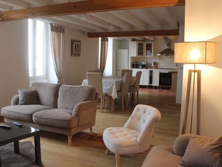Appartement Conflans bord de Seine